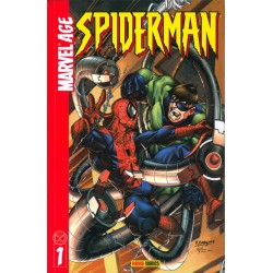 MARVEL AGE- SPIDERMAN 1