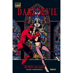 MARVEL DELUXE. DAREDEVIL- BORN AGAIN
