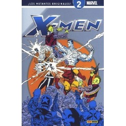 COLECCIONABLE X-MEN 02