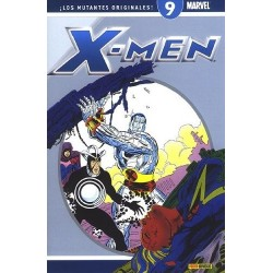 COLECCIONABLE X-MEN 09