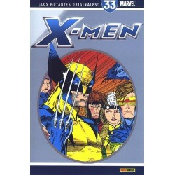 COLECCIONABLE X-MEN 33