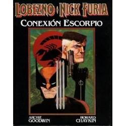 LOBEZNO Y NICK FURIA- CONEXION ESCORPIO