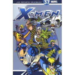 COLECCIONABLE X-MEN 37
