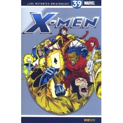 COLECCIONABLE X-MEN 39