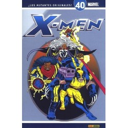 COLECCIONABLE X-MEN 40