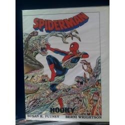 SPIDERMAN- HOOKY