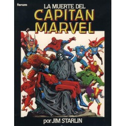 CAPITAN MARVEL- LA MUERTE DEL CAPITAN MARVEL