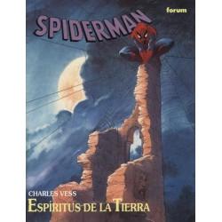 SPIDERMAN- ESPIRITUS DE LA TIERRA