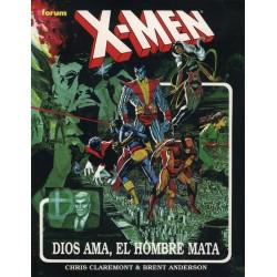 LA PATRULLA X- DIOS AMA, EL HOMBRE MATA