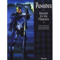 THE PUNISHER- SANGRE EN LOS PARAMOS