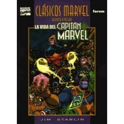 CAPITAN MARVEL- LA VIDA DEL CAPITAN MARVEL