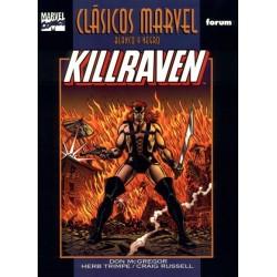 KILLRAVEN B/N