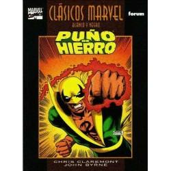 PUÑO DE HIERRO B/N
