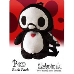 SKELANIMALS PEN (Pingüino) MOCHILA