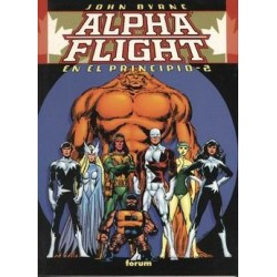ALPHA FLIGHT EN EL PRINCIPIO 02