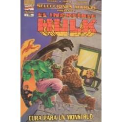 EL INCREÍBLE HULK-CURA PARA UN MONSTRUO