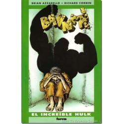 BANNER. EL INCREÍBLE HULK