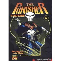 THE PUNISHER COLECCIONABLE 07