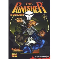 THE PUNISHER COLECCIONABLE 12