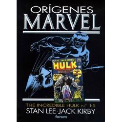 ORIGENES MARVEL 5 HULK