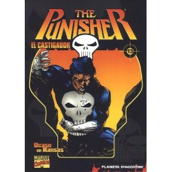 THE PUNISHER COLECCIONABLE 13