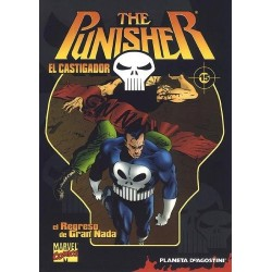THE PUNISHER COLECCIONABLE 15