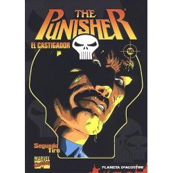 THE PUNISHER COLECCIONABLE 16