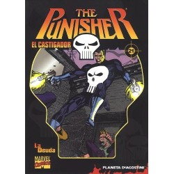 THE PUNISHER COLECCIONABLE 21