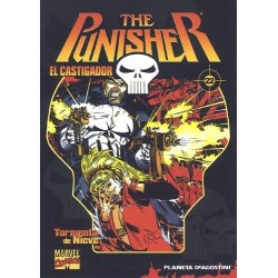 THE PUNISHER COLECCIONABLE 22