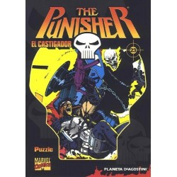 THE PUNISHER COLECCIONABLE 23