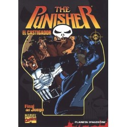 THE PUNISHER COLECCIONABLE 25