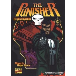 THE PUNISHER COLECCIONABLE 29