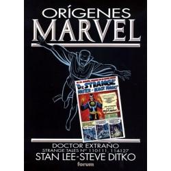 ORIGENES MARVEL 8 DOCTOR EXTRAÑO