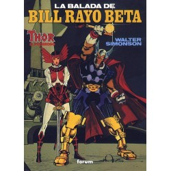 THOR- LA BALADA DE BILL RAYOS BETA