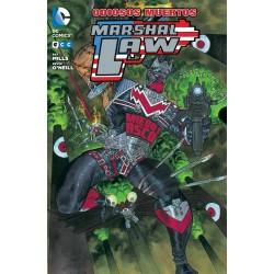 MARSHAL LAW- ODIOSOS MUERTOS