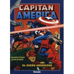 CAPITAN AMERICA- EL SUEÑO AMERICANO O.M.