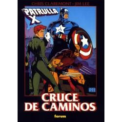 LA PATRULLA X- CRUCE DE CAMINOS O.M.