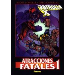 LA PATRULLA X- ATRACCIONES FATALES 1 O.M.