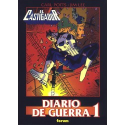 THE PUNISHER- DIARIO DE GUERRA 1 O.M.