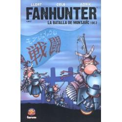 FANHUNTER. LA BATALLA DE MONTJUIC 02