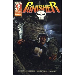 MARVEL KNIGHTS- PUNISHER PURGATORIO