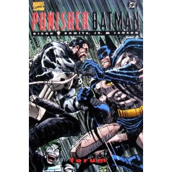 PUNISHER/BATMAN- DEADLY KNIGHTS