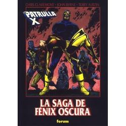 LA PATRULLA X- LA SAGA DE FENIX OSCURA O.M.