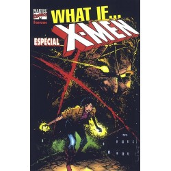 WHAT IF... ESPECIAL X-MEN 1998