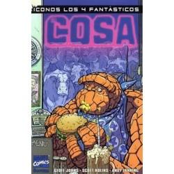 ICONOS LOS 4 FANTÁSTICOS 01-LA COSA