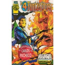 LOS 4 FANTÁSTICOS- ESPECIAL ONSLAUGHT