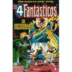 LOS 4 FANTÁSTICOS- IN MEMORIAM