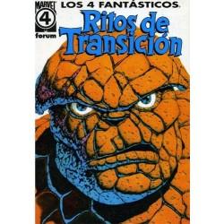 LOS 4 FANTÁSTICOS- RITOS DE TRANSICIÓN