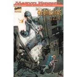 MARVEL KNIGHTS- LOS 4 FANTÁSTICOS 1234
