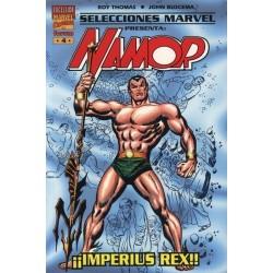 SELECCIONES MARVEL 04-NAMOR- ¡¡IMPERIUS REX!!